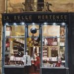 'La Belle Hortense', huile sur toile, 89 cm x 130 cm, 2009, collection particulière