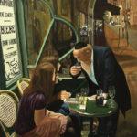 'Le Rabbin', Huile sur toile, 130 cm x 98 cm, 2009